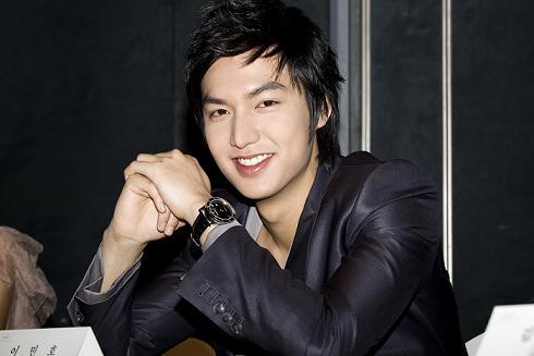 Lee Min Ho Cute Faces